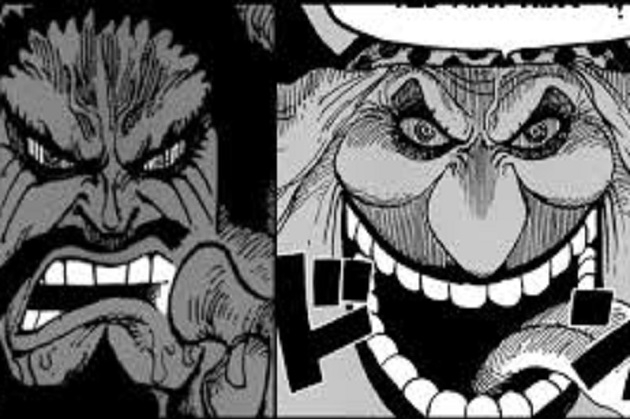 Kaido dan Big Mom