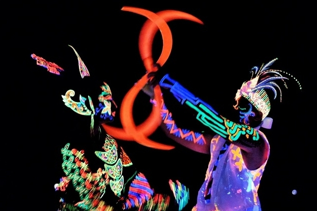 Bangka Culture Wave 2019 Sajikan Glow in Nusantara