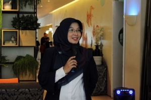 VP Corporate Communication Pertamina, Fajriyah Usman