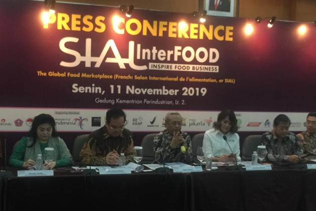 Pameran Kuliner SIAL Interfood 2019