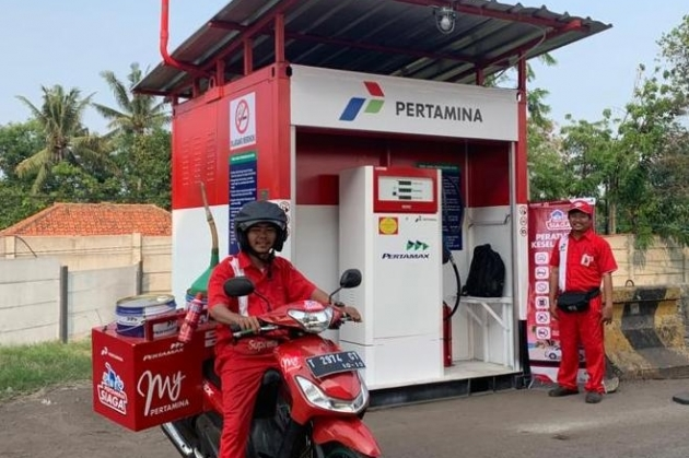 Pertamina Delivery Service (PDS)
