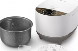 Philips Rice Cooker Fuzzy Logic HD4515